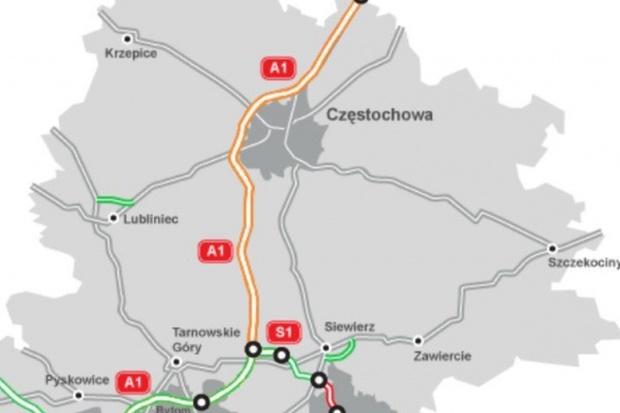 A1 Pyrzowice - Częstochowa ma już inżynierów kontraktu