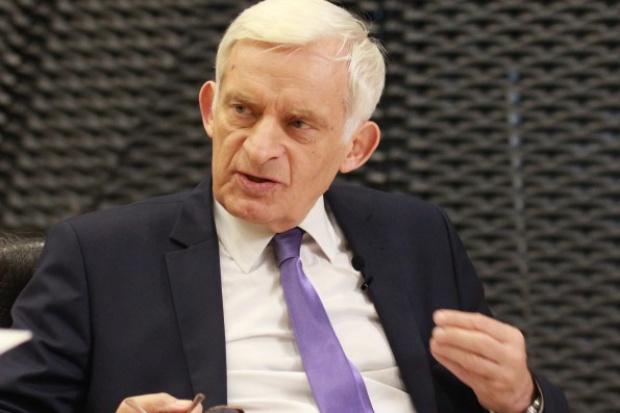 Jerzy Buzek: Nord Stream 2 jest niezgodny ze strategią energetyczną UE