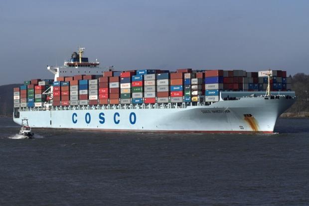 Powstaje czwarty, globalny armator kontenerowy
