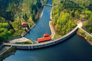 Tauron zwiększył  moc elektrowni wodnej Pilchowice