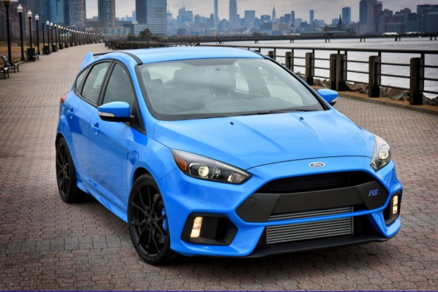 Focus RS odkryty