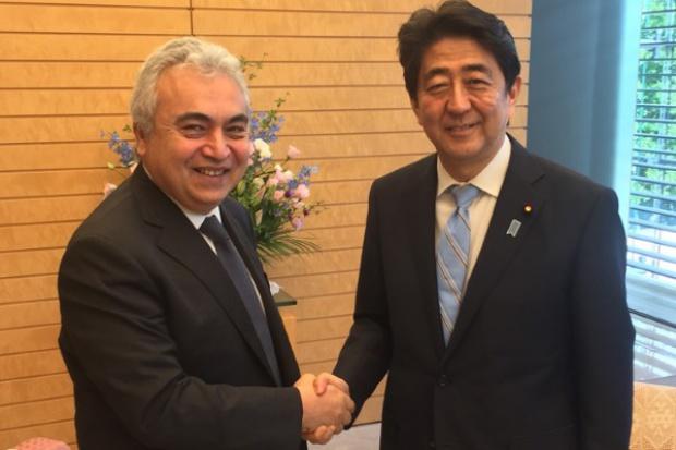 Szef MAE o bezpieczeństwie energetycznym w Japonii