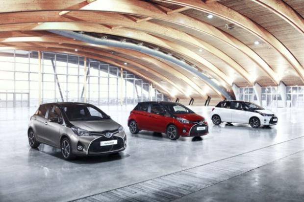 Toyota odświeżyła swoje maluchy