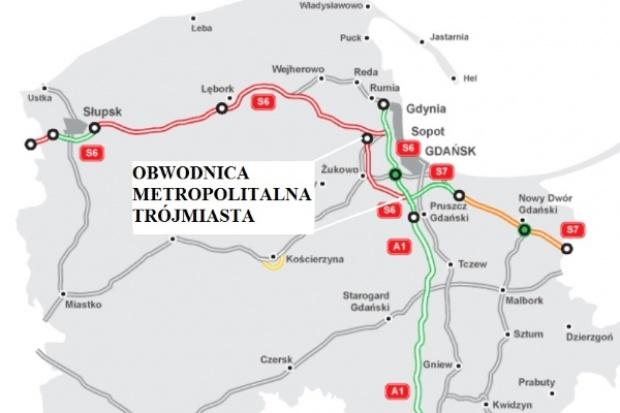 GDDKiA ogłosiła przetarg na Obwodnicę Metropolii Trójmiejskiej
