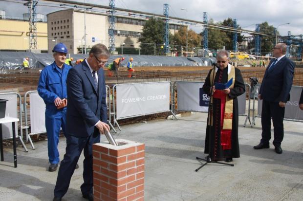 W Grupie Azoty rozpoczęła się budowa wartej 320 mln zł wytwórni