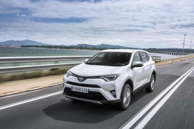 Ważna premiera Toyoty: RAV4 Hybrid