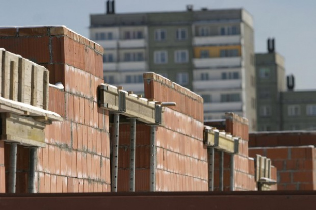 NBP: nieznaczny wzrost cen mieszkań na rynku pierwotnym