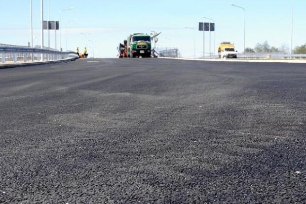 Nowy węzeł drogowy na drodze nr 9 w Radomiu już prawie gotowy