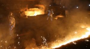 Produkcja stali spadła w sierpniu o 3 procent