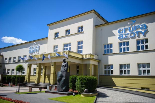 W Tarnowie powstaje wart 42 mln zł magazyn nawozów