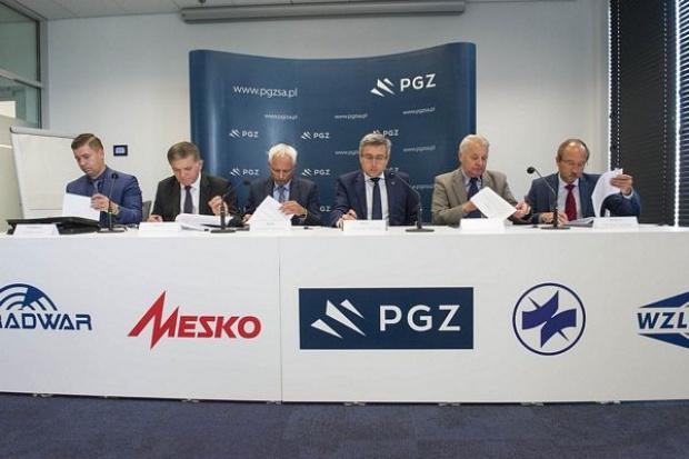 Kolejna umowa PGZ w programie Gryf