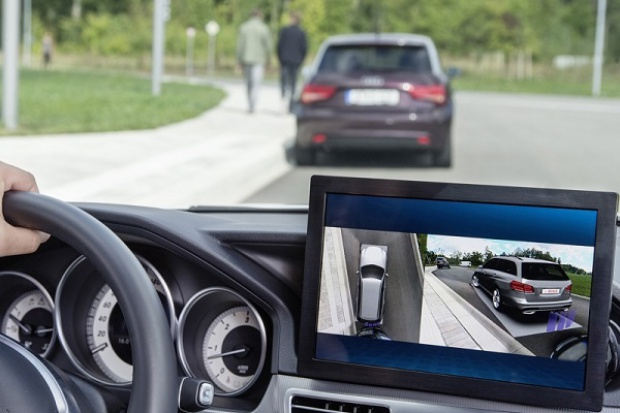Multikamery w samochodzie jak u.... filmowców