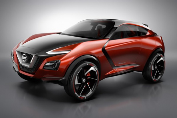 Nissan Gripz Concept: zwiastun nowej stylistyki