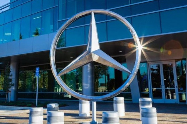 Erbud wybuduje salon Mercedesa