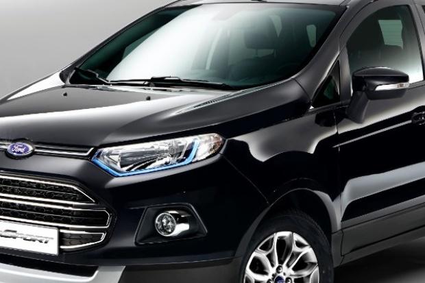 Oświetleniowe rozwiązania Forda