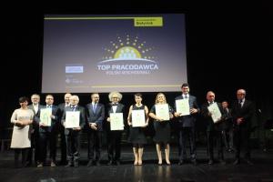 Tytuły Top Pracodawcy Polski Wschodniej 2015 nadane