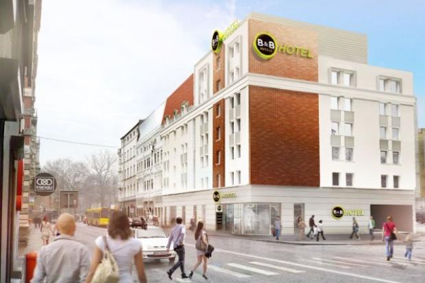 Rusza budowa nowego hotelu w centrum Katowic