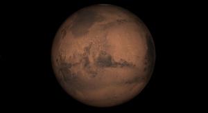 NASA twierdzi, że jest woda na Marsie