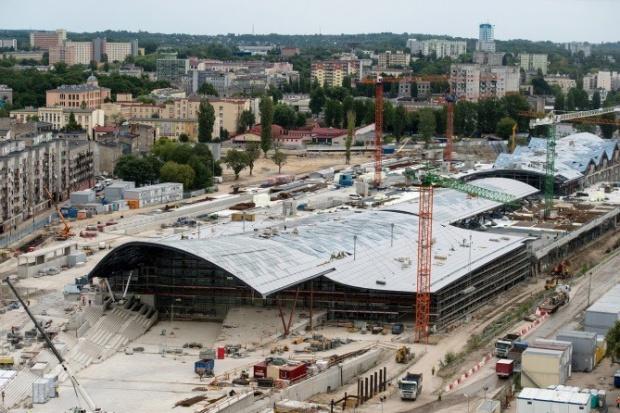 Dworzec Łódź Fabryczna ma być gotowy w sierpniu 2016 r.