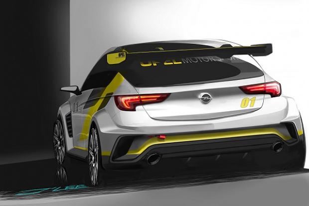Astra V również jako wyścigówka