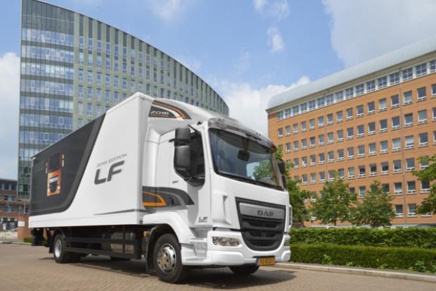 DAF wprowadza model LF 2016