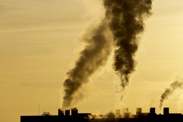 Jakość powietrza w Polsce poza unijnymi normami