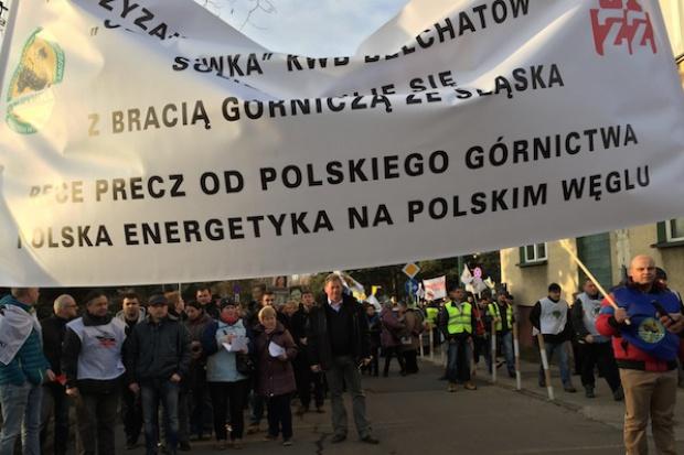Górnicze związki: walczymy o przyszłość górnictwa i całego regionu