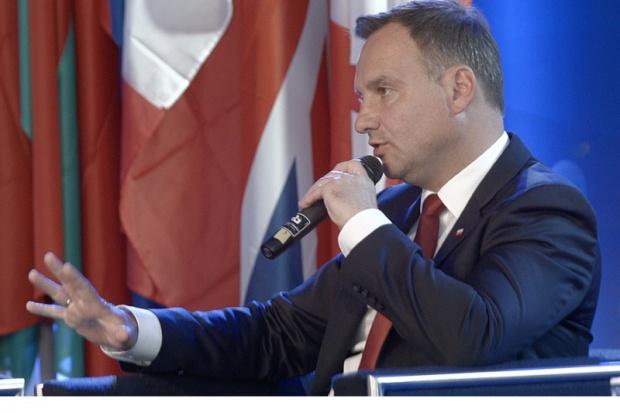 Prezydenci V4 o szczycie klimatycznym i Nord Stream 2