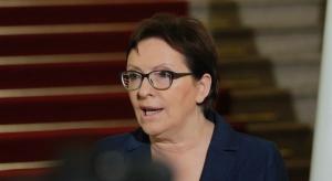Kopacz: połączenie gazowe Polska-Litwa korzystne dla Polski