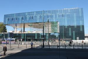 Dworzec główny w Bydgoszczy otwarty po modernizacji