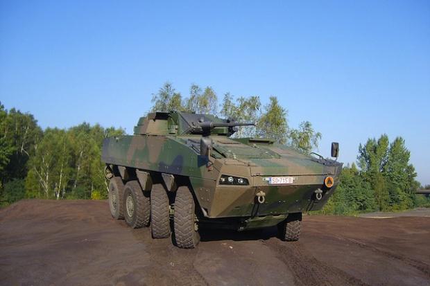 Rosomak - wizytówka polskiej zbrojeniówki