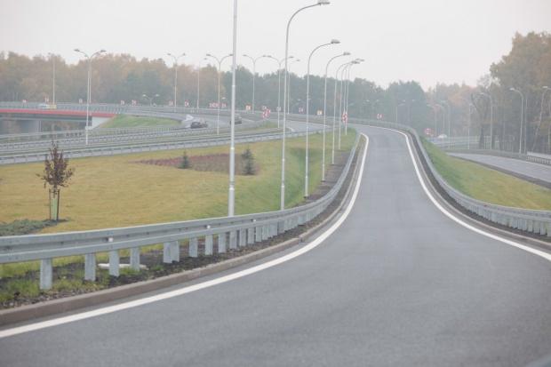 Droga do lotniska Katowice będzie rozbudowywana
