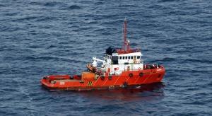 Mniejszy popyt na statki obsługujące platformy wydobywcze