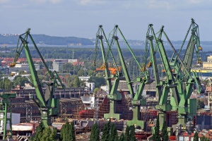 Ogromne zainteresowanie dawnymi terenami Stoczni Gdańsk