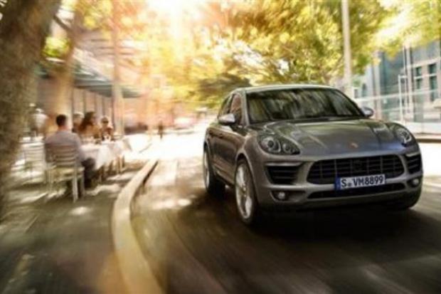 Globalne wzrosty Porsche