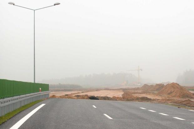 Termin budowy odcinka DTŚ w Gliwicach mija za dwa miesiące