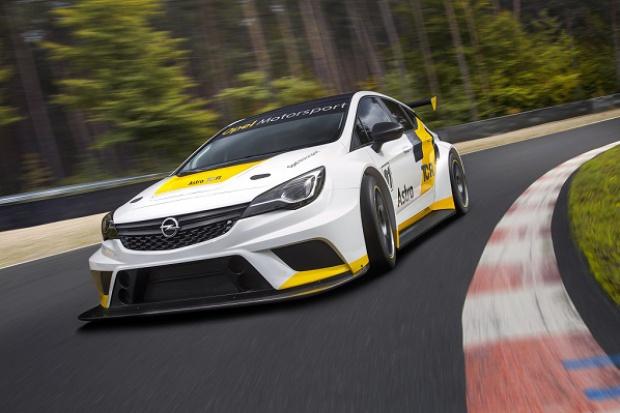 Opel zaprasza do ścigania