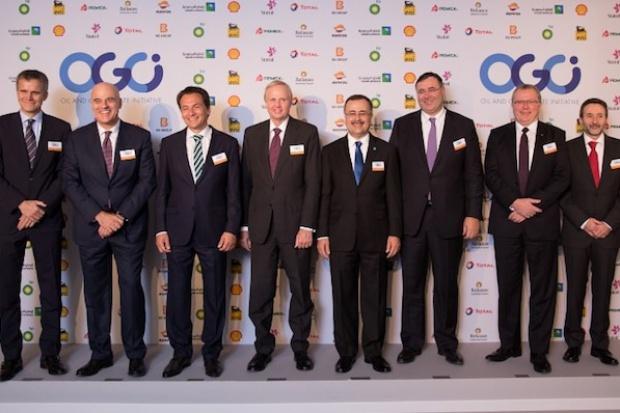 Firmy naftowe jednym głosem o zmianie klimatu