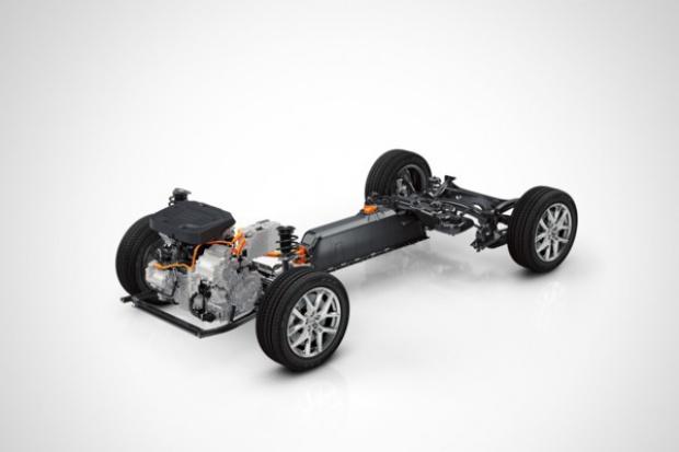 Volvo szykuje model na nowej platformie CMA