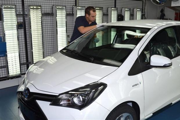 200 000 razy Yaris Hybrid z fabryki we Francji