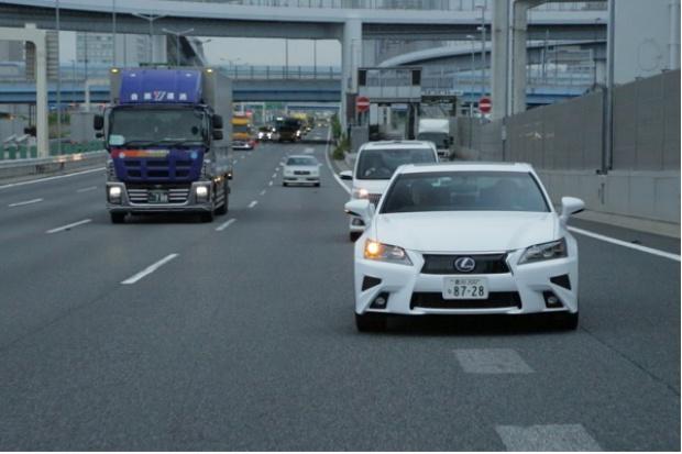 Toyota Highway Teammate - wstęp do automatycznego prowadzenia pojazdów