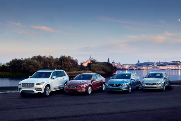 Volvo: więcej hybryd i e- samochodów