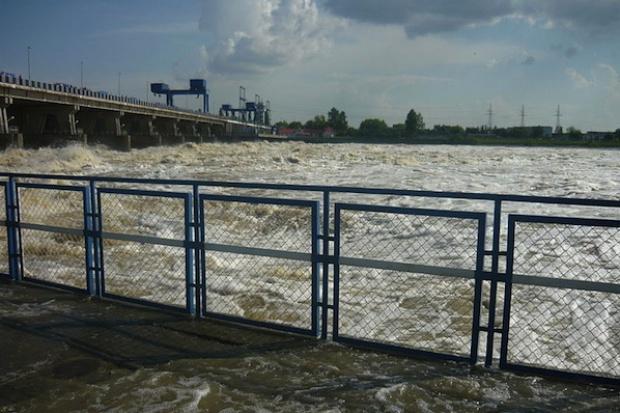 Koniec modernizacji zapory na Wiśle we Włocławku
