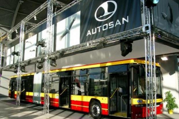Trzy oferty kupna Autosanu; decyzja w przyszłym tygodniu