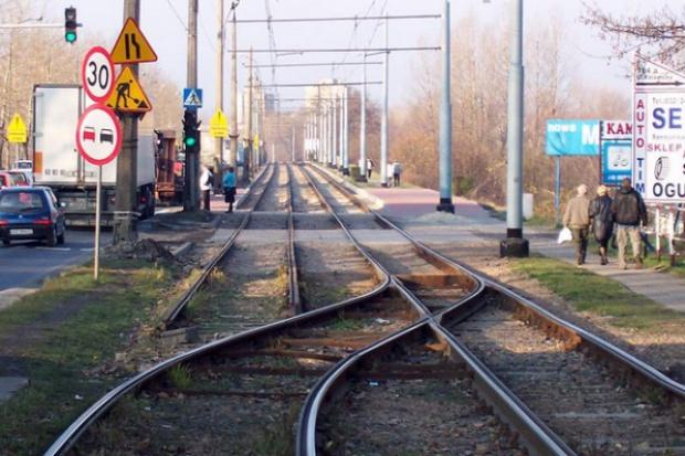 Chorzów - spór tramwajów i wykonawcy