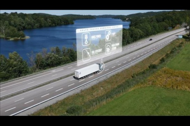Ciężarówka przyszłości jak smartfon na kołach