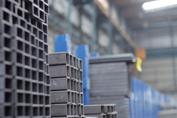 Dystrybucja stali - nowy model