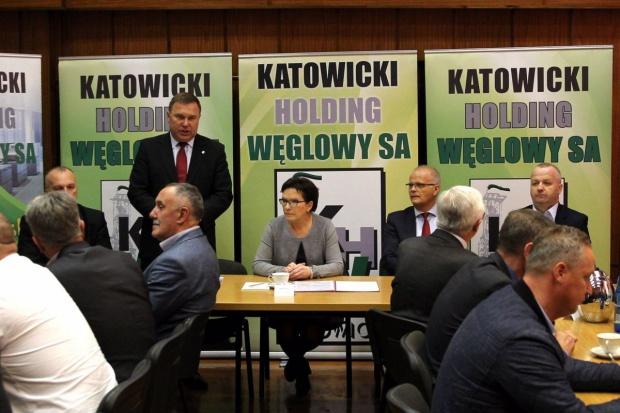 Rząd: akcje KHW trafią do jednoosobowej spółki Skarbu Państwa