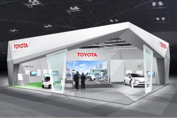 Inteligentny transport wg Toyoty
