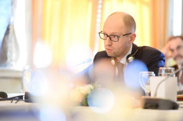 A. Jaceniuk: Ukraina zmniejsza uzależnienie od rynku rosyjskiego